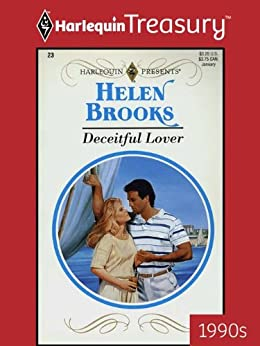 [Brooks, Helen]のDeceitful Lover (Promotional Presents) (English Edition)
