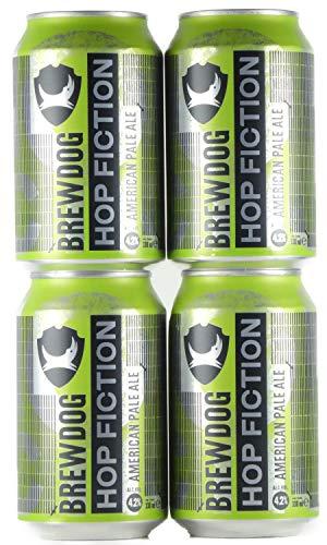 ブリュードッグ ホップフィクション アメリカンペールエール 330ml×4本 クラフトビール