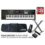 Roland ローランド / JUNO-DS61 【スタートセット!】シンセサイザー (JUNO-DS)
