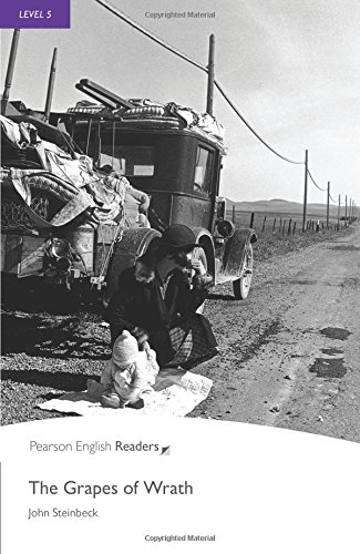 Penguin Readers: Level 5 THE GRAPES OF WRATH (Penguin Readers (Graded Readers))の詳細を見る