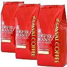 澤井珈琲 コーヒー 専門店 150杯分入 超大入 秋のブレンド イタリアナポリ風 コーヒー セット 【 豆のまま 】