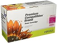 プレミアム互換機Inc。q7563arpc交換用インクとトナーカートリッジHPプリンタ、マゼンタ