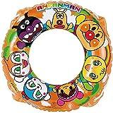 子供 うきわ アンパンマン 50cm 3-4才位 ロープ付き浮き輪 fo-saka01アンパンマン(50cm 3-4才位)