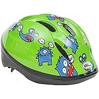 BELL(ベル) ヘルメット 自転車 サイクリング 子ども用 ZOOM2 [ズーム2 グリーンファートモンスター XS/S 7072826]