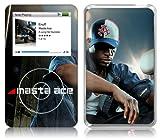 Music Skins iPod Classic用フィルム Masta Ace – Arts iPod classic MSRPIPC00038