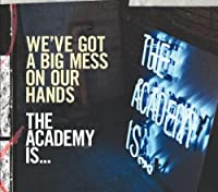 We've got a big mess on our hands.. [Single-CD]