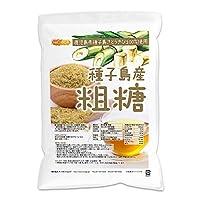 種子島産 粗糖 4kg さとうきび100%使用 [02] NICHIGA(ニチガ)