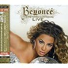 B'DAY~ザ・ビヨンセ・エクスペリエンス・ライヴ(DVD付)