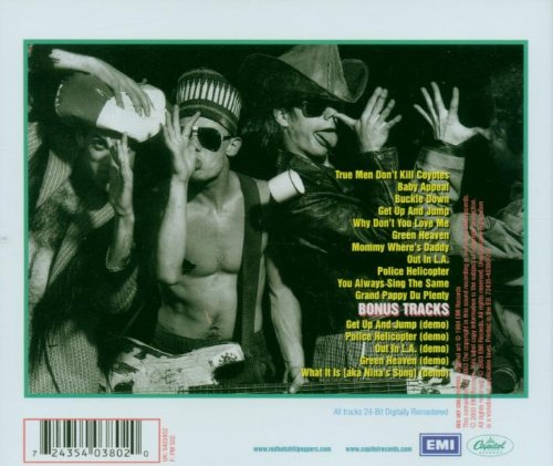 RED HOT CHILI PEPPERS-REM