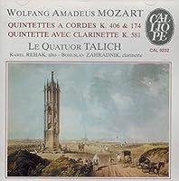 Quintet Strings/Quintet Clarinet