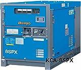 Denyo (デンヨー) 単相エンジン発電機 KCA-12SPX 灯油仕様