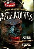 Midnight Monster Movies: Werewolves (Werewolf in a Girl's Dormatory / Werewolf of Washington / Werewolf vs. Vampire