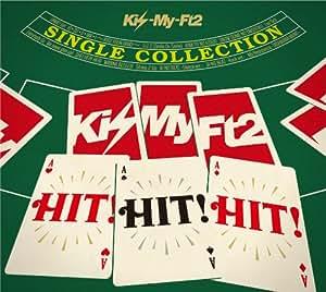 HIT! HIT! HIT!  (ALBUM+2枚組DVD) (初回生産限定盤)