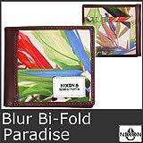 (ニクソン) NIXON 9116 ニクソン 財布 二つ折り サイフ パラダイス Nixon Blur Bi-Fold Wallet C2215 Paradise