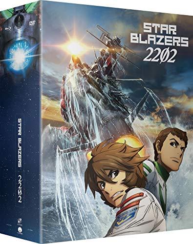 Star Blazers Space Battleship Yamato 2202 Part 1 Limited Edition Blu-ray/DVD(宇宙戦艦ヤマト2202 愛の戦士たち パート1 1-13話 限定版)