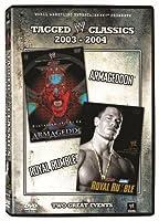 Armageddon 03 & Royal Rumble 04: Tagged Classics [DVD] [Import]