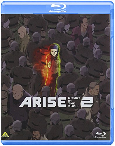 Ghost in the Shell: Arise, Border 2: Ghost Whispers [Blu-ray]