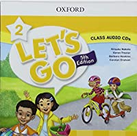 Let's Go: Level 2: Class Audio CDs