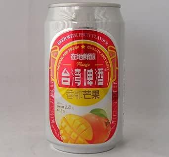 台湾マンゴービール 330ml/ 24缶 台湾ビール
