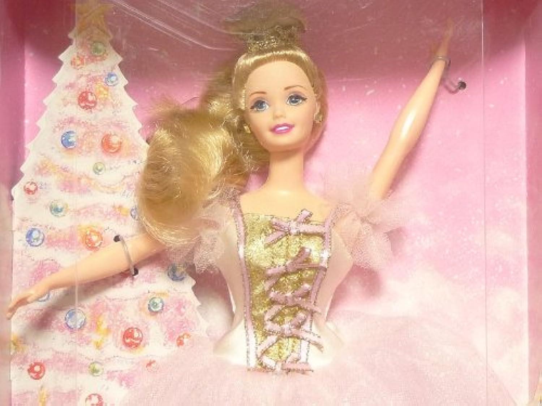 スノーフレーク ナッツクラッカー くるみ割り人形 バレリーナ バービー