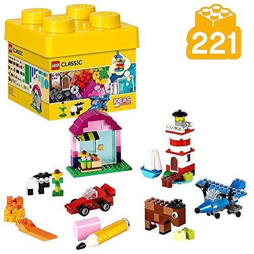 レゴ (LEGO) クラシック 黄色のアイデアボックス<ベー...