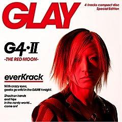 GLAY「Ruby's Blanket」のCDジャケット