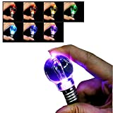 ニューバランス スニーカー My Vision 色彩変化 電球キーホルダー 5個セット LEDライト 虹色 カラフル お洒落 車 鍵 アクリル スイッチ MV-BULB-KEY