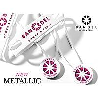 BANDEL バンデル【Metallic Bracelet】メタリック ブレスレット【正規品】パワー加工・ジャパンテクノロジー