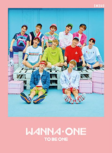 PINK VER / WANNA ONE DEBUT ALBUM