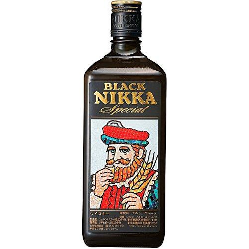 ニッカ ブラックニッカ スペシャル 瓶 720ml