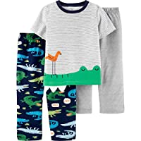 Carter's 3-Piece Poly Pajamas