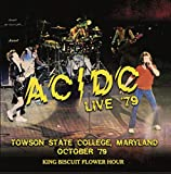 Live: Towson State College, Maryland '79 King Biscuit Flower Hour
