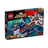 レゴ (LEGO) スーパー・ヒーローズ アベンジェット スペースミッション 76049