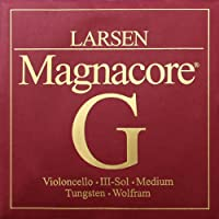 LARSEN Magnacore ラーセン マグナコア チェロ弦 G線 (Medium ミディアムゲージ)