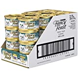 Fancy Feast Grilled Turkey in Gravy Wet Cat Food, 24x85g