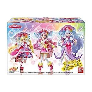 HUGっと!プリキュア キューティーフィギュア4 SpecialSet (1セット) 食玩・ガム (HUGっと!プリキュア)