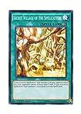 遊戯王 英語版 LDK2-ENY33 Secret Village of the Spellcasters 魔法族の里 (ノーマル) 1st Edition (¥ 766)