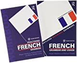 Cover of French Grammar and Usage + Practising French Grammar