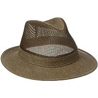 Henschel Men's Hiker Crushable Mesh Breezer UPF 50+ Hat