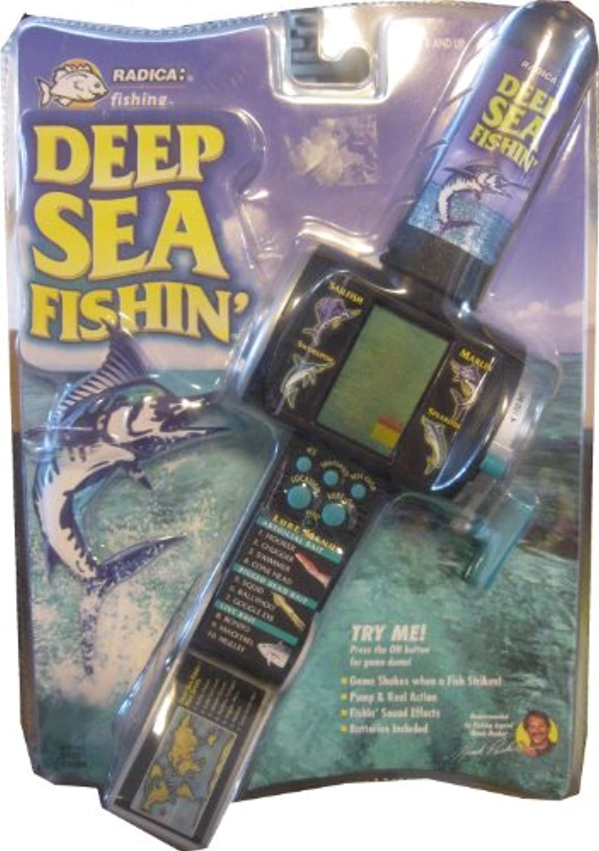 [Radica]Radica Handheld DEEP SEA FISHIN' GAME BY: RADICA LYSB00000J02M-TOYS [並行輸入品]