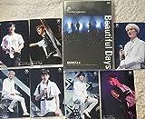 monsta x FC限定 DVD JAPAN Official Fan Meeting Vol.1 Beautiful Days ポストカードセット