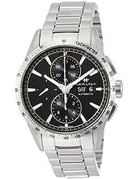 [ハミルトン]HAMILTON 腕時計 BROADWAY(ブロードウェイ) AUTO CHRONO 機械式自動巻 H43516131 メンズ 【正規輸入品】