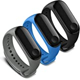 AWINNER Bands Compatible with Xiaomi Mi Band 4 Smartwatch Wristbands Replacement Band Accessaries Straps Bracelets for Mi4