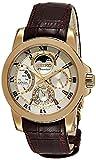 [セイコー]SEIKO 腕時計 PREMIER KINETIC MOON PHASE プルミエ キネティック ムーンフェイズ SRX014P1 メンズ [逆輸入]
