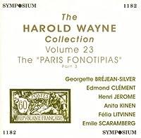 Harold Wayne Collection Vol. 23