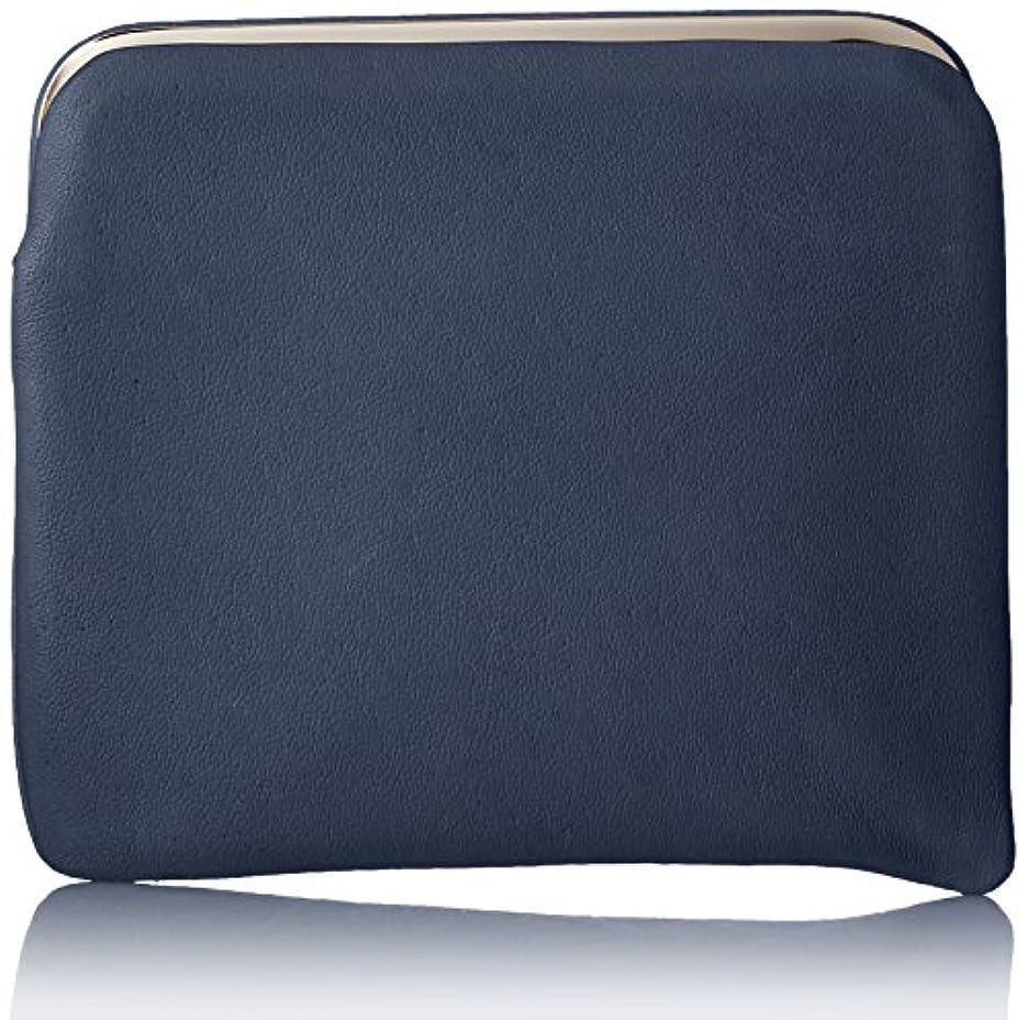 空虚等々がっかりした[メタフィス] L字がま口財布 ナチュラルで柔らかいシープレザーのFroroシリーズ 91-H-0009-7