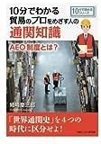10分でわかる貿易のプロをめざす人のための通関知識。AEO制度とは? (10分で読めるシリーズ)