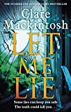 Let Me Lie: The Number One Sunday Times Bestseller (English Edition)