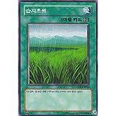 湿地草原 韓国版遊戯王カード LODT-KR054