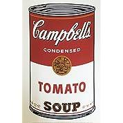 ポスター アンディ ウォーホル キャンベルスープ缶 I(Tomato) 1968